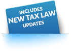 This course includes new tax law updates.