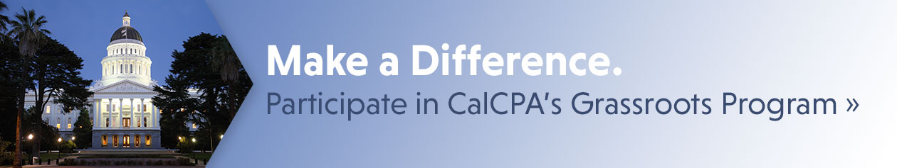 Participate in CalCPA