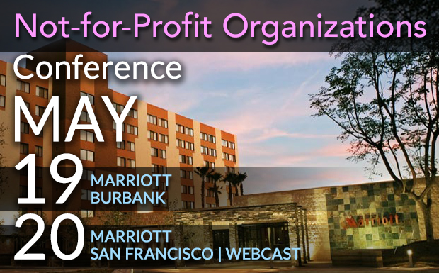 Not-for-Profit Organizations Conference