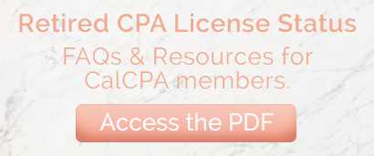 Retired CPA License Status - Access the PDF