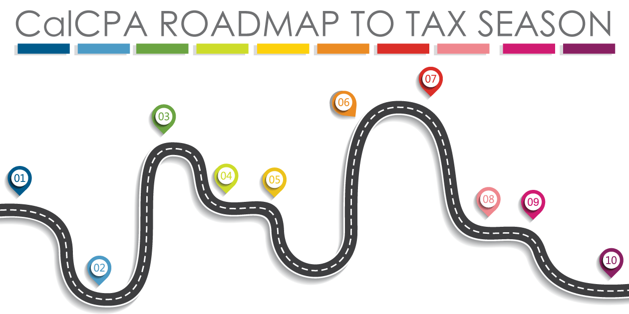 CalCPA Tax Road Map