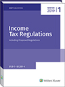 Income Tax Regulations - Winter 2019